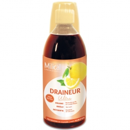 MILICAL DRAINEUR ULTRA GOUT AGRUMES 500ML