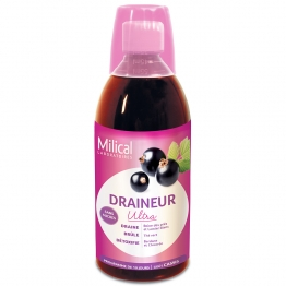 MILICAL DRAINEUR ULTRA GOUT CASSIS 500ML