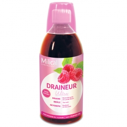 MILICAL DRAINEUR ULTRA GOUT FRAMBOISE 500ML