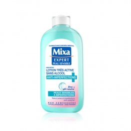 MIXA LOTION TRES ACTIVE ANTI IMPERFECTIONS SANS ALCOOL 200ML