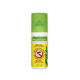 MOUSTICARE SPRAY PEAU ZONE TEMPEREE 50ML