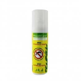MOUSTICARE SPRAY VETEMENTS ET TISSUS 75ML
