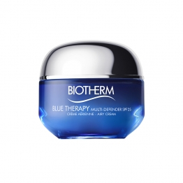 MULTI-DEFENDER CREME AERIENNE SPF25 50ML BLUE THERAPY BIOTHERM