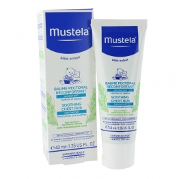 MUSTELA BAUME PECTORAL RECONFORTANT 40ML