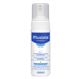 MUSTELA SHAMPOOING MOUSSE NOURRISSON PEAUX NORMALES 150ML