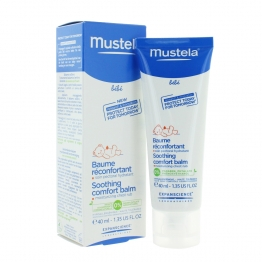 MUSTELA BEBE BAUME RECONFORTANT 40ML