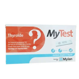 MYLAN  MY TEST THYROÏDE AUTOTEST SIMPLE ET RAPIDE 1 KIT