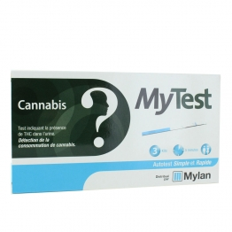 MYLAN MY TEST CANNABIS AUTOTEST SIMPLE ET RAPIDE 3 KITS