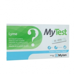 MYLAN MY TEST LYME AUTOTEST SIMPLE ET RAPIDE 1 KIT