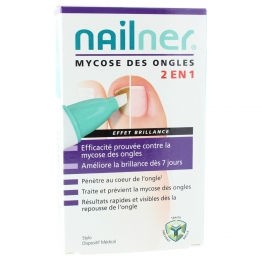 NAILNER MYCOSE ONGLES 2EN1 STYLO 4ML
