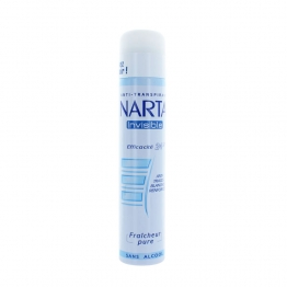 NARTA ANTI-TRANSPIRANT INVISIBLE 200ML