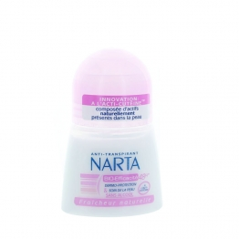 NARTA DEODORANT ROLL-ON ANTI-TRANSPIRANT BIO-EFFICACITE 50ML
