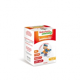 NAT&FORM JUNIOR+ IMMUNITE 30 OURSONS