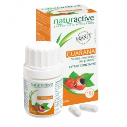 NATURACTIVE GUARANA 30 GELULES