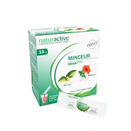 NATURACTIVE MINCEUR 2X15 STICKS