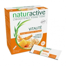 NATURACTIVE VITALITE 15 STICKS