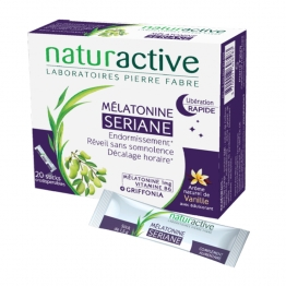 NATURACTIVE SERIANE MELATONINE 20 STICKS