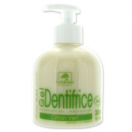 NATURADO GEL DENTIFRICE CITRON VERT BIO 300ML