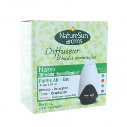 NATURESUN AROMS DIFFUSEUR HUMIDIFICATEUR NANO
