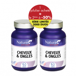 Duo Cheveux & Ongles Nature Attitude