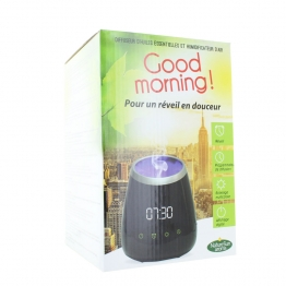 NATURESUN AROMS DIFFUSEUR GOOD MORNING NOIR