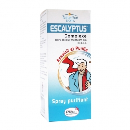 NATURESUN AROMS ESCALYPTUS SPRAY D'ATMOSPHERE BIO 50ML