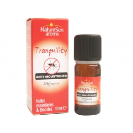 NATURESUN AROMS TRANQUILITY ANTI-MOUTISQUES DIFFUSION 10ML