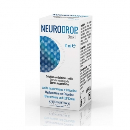 NEURODROP SOLUTION OPHTALMIQUE STERILE 10ML