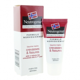NEUTROGENA BAUME MAINS CREVASSES ET FISSURES 15ML