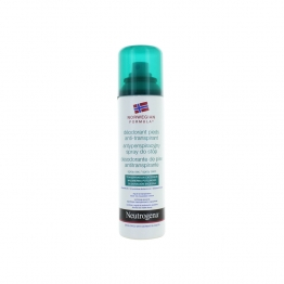 NEUTROGENA DEODORANT ANTI-TRANSPIRANT PIEDS SPRAY SEC 150ML