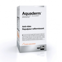 NHCO AQUADERM ANTI-RIDES 20 STICKS