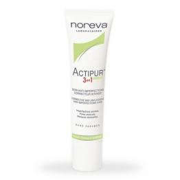 NOREVA ACTIPUR 3EN1 SOIN ANTI-IMPERFECTIONS 30ML