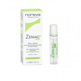 NOREVA ZENIAC ROLL'ACTIV SOIN ANTI-IMPERFECTIONS 5ML