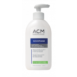 SHAMPOING SEBO REGULATEUR 500ML NOVOPHANE CHEVEUX GRAS ACM