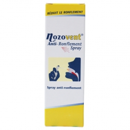 NOZOVENT SPRAY ANTI-RONFLEMENT 30ML