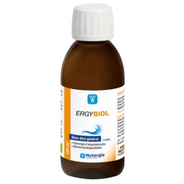 NUTERGIA ERGYBIOL SOLUTION BUVABLE 150ML