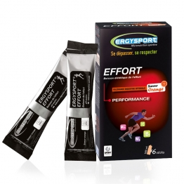 NUTERGIA ERGYSPORT EFFORT STICKS X6