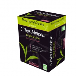 NUTRIGEE 3 THES MINCEUR BIO 30 SACHETS