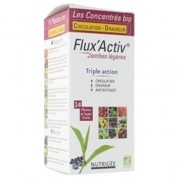 NUTRIGEE FLUX'ACTIV JAMBES LEGERES 300ML