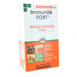 NUTRIGEE IMMUNITE FORT 60 COMPRIMES