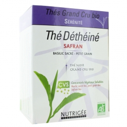 NUTRIGEE THE SERENITE DETHEINE BIO 30 SACHETS