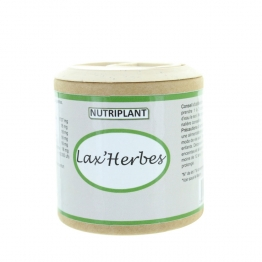 NUTRIPLANT LAX'HERBES 55 COMPRIMES
