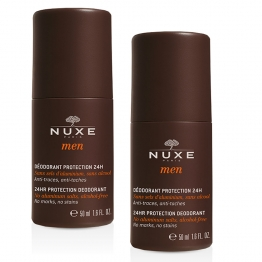 NUXE MEN DEO PROTECT 24H DUO 2X50ML