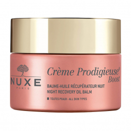 NUXE CREME PRODIGIEUSE BOOST BAUME HUILE RECUPERATEUR NUIT 50ML