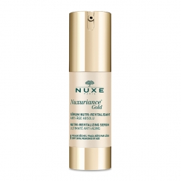 NUXE NUXURIANCE GOLD SERUM NUTRI-REVITALISANT 30ML