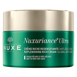 NUXE NUXURIANCE ULTRA CREME RICHE REDENSIFIANTE ANTI-AGE PEAUX SECHES A TRES SECHES 50ML