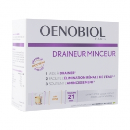 OENOBIOL DRAINEUR PECHE 21 STICKS