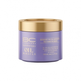 OIL MIRACLE BARBARY FIG MASQUE REPARATEUR NUTRITIF 150ML BC BONACURE SCHWARZKOPF PROFESSIONAL