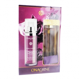 ONAGRINE COFFRET GLOBAL EXPERTISE CREME 50ML + HUILE NATIVE 50ML