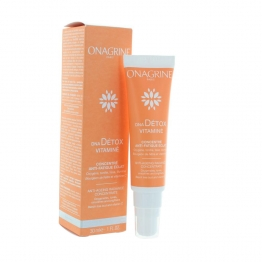 ONAGRINE DNA DETOX VITAMINE CONCENTRE ANTI-FATIGUE ECLAT 30ML